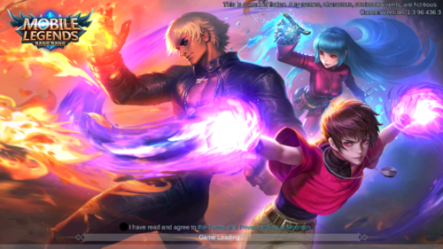 Selling - Android and iOS - 1-72 Hours - Mobile Legends