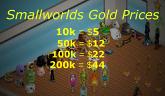 how to get gold on smallworlds