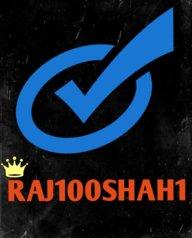 Raj100shah1