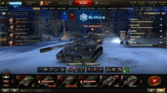 Selling - Europe - Many Premiums - WOT(eu) Selling acc 2450